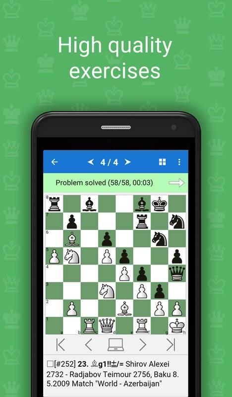 国际象棋:简单防御截图4