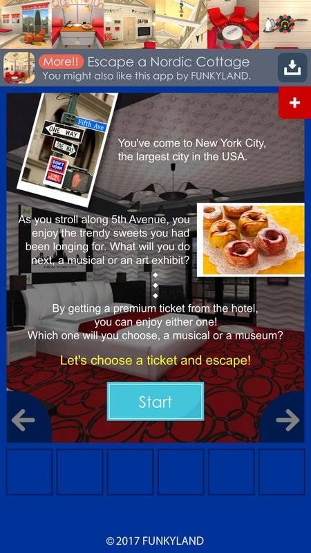 Escape a New York Hotel截图6