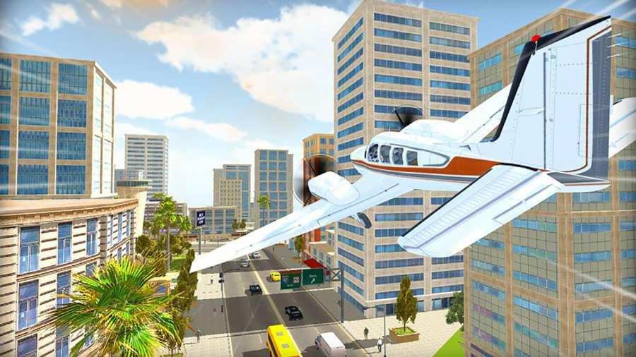 真实城市汽车驾驶3D截图1