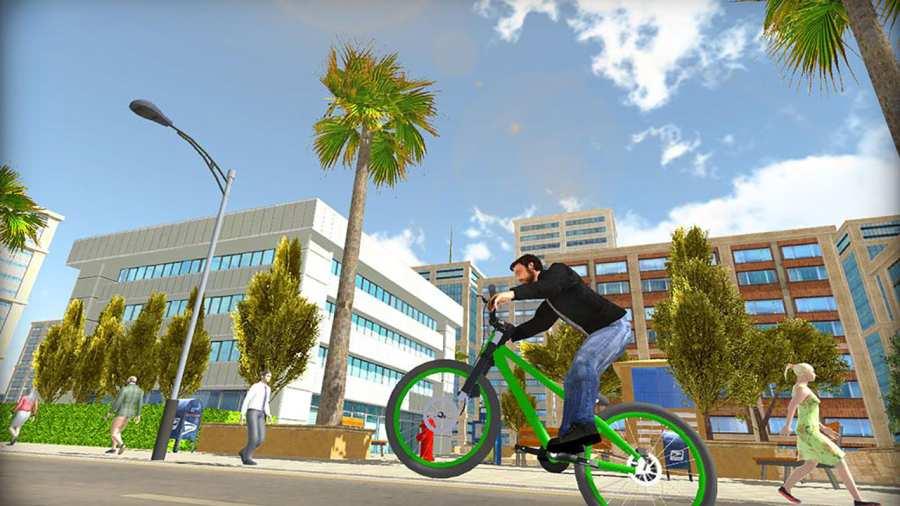 真实城市汽车驾驶3D截图2