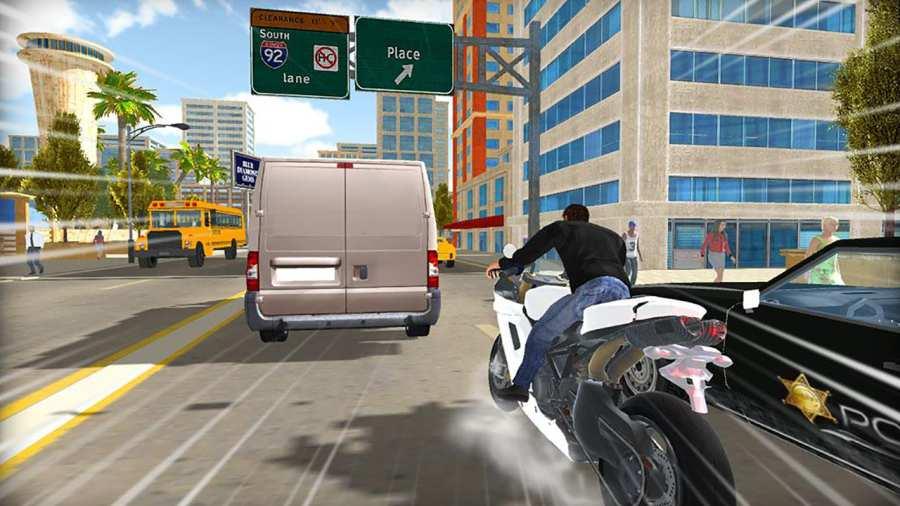 真实城市汽车驾驶3D截图3