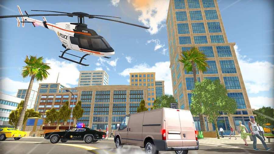真实城市汽车驾驶3D截图4