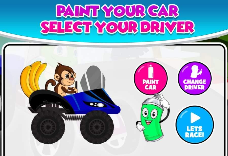 Fun Kids Car Racing截图0