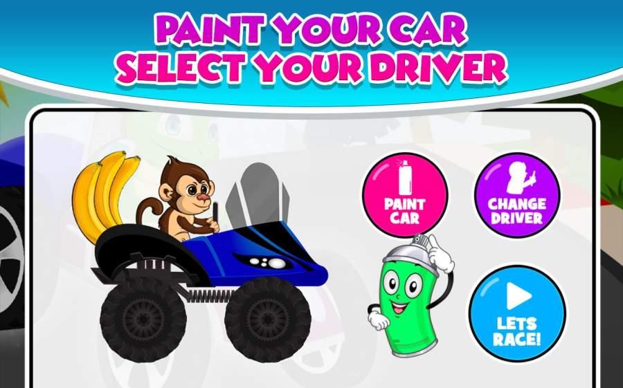 Fun Kids Car Racing截图1