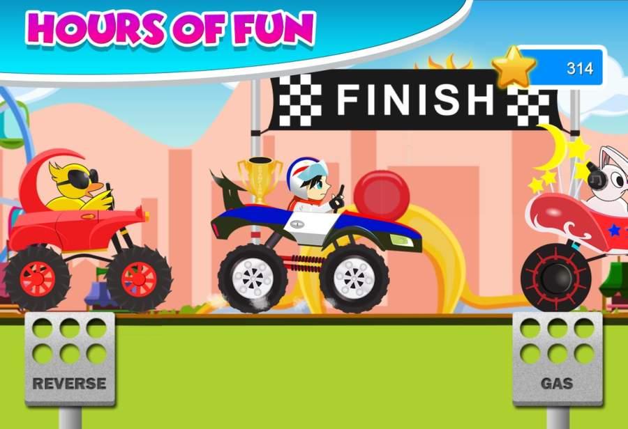 Fun Kids Car Racing截图2