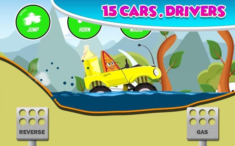 Fun Kids Car Racing截图4