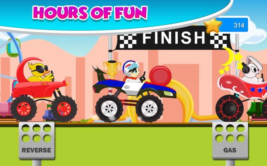 Fun Kids Car Racing截图6