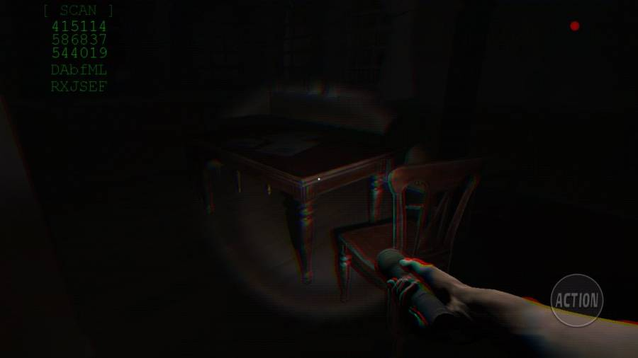 Paranormal Visions Team Zero截图0