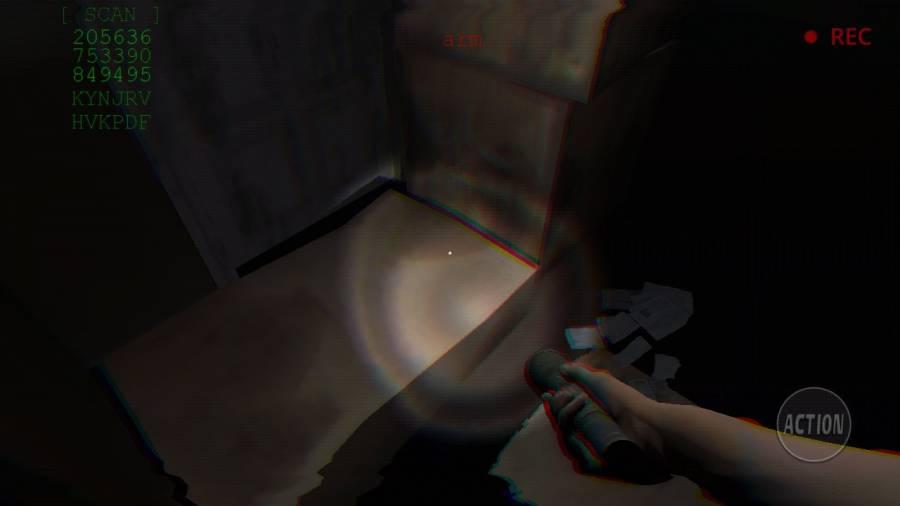 Paranormal Visions Team Zero截图1