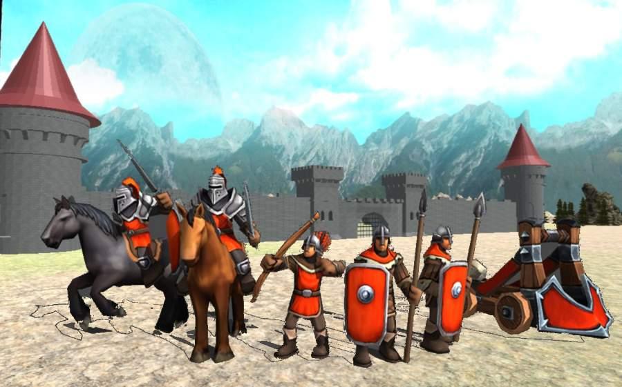 中世纪战争:欧洲