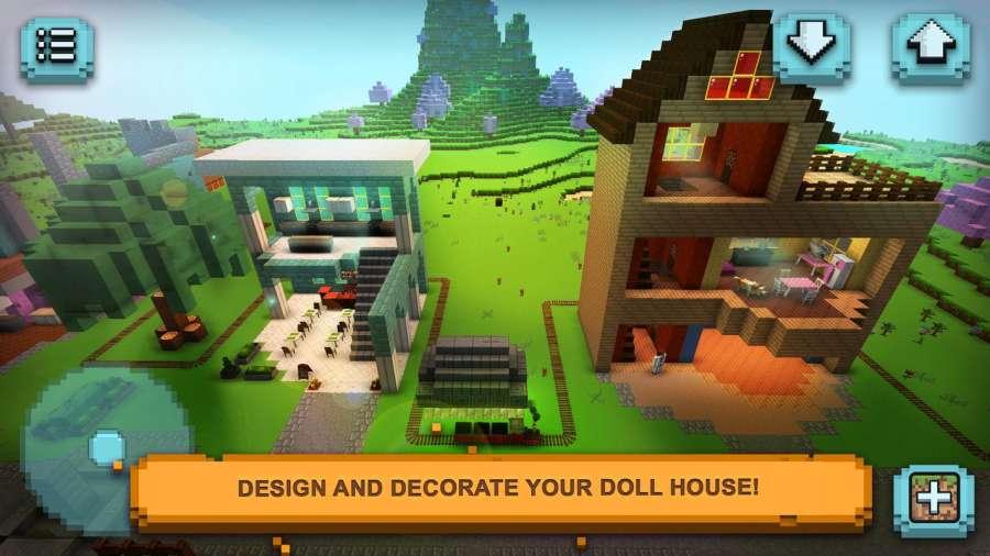 Dollhouse Craft 2: 娃娃屋设计截图2