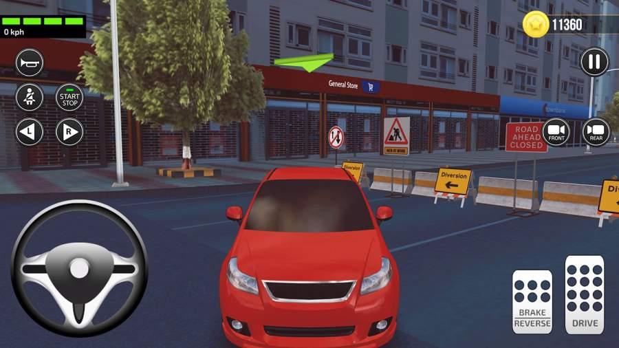 印度驾驶学校3D截图1