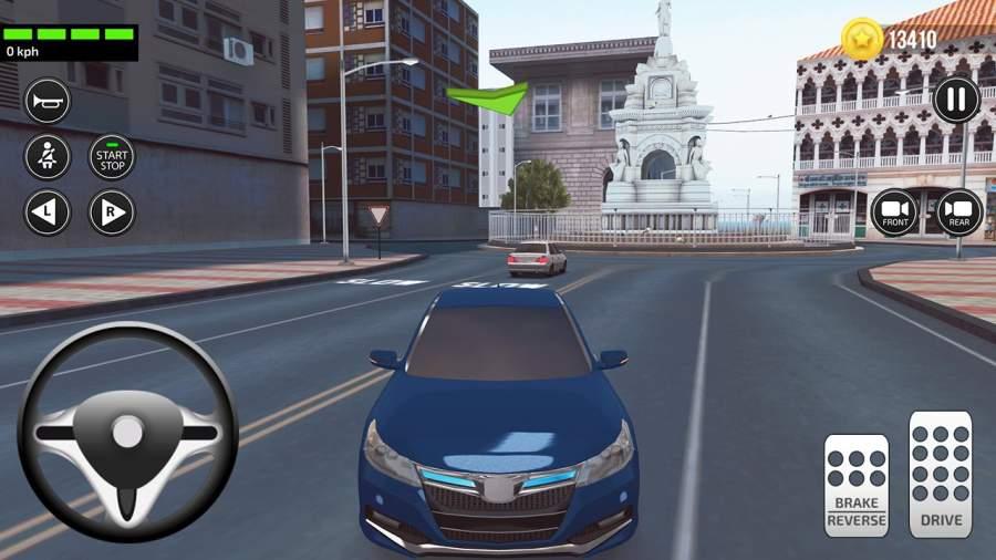印度驾驶学校3D截图2