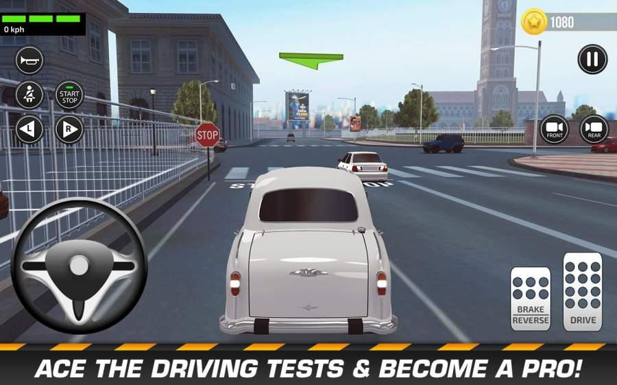 印度驾驶学校3D截图3