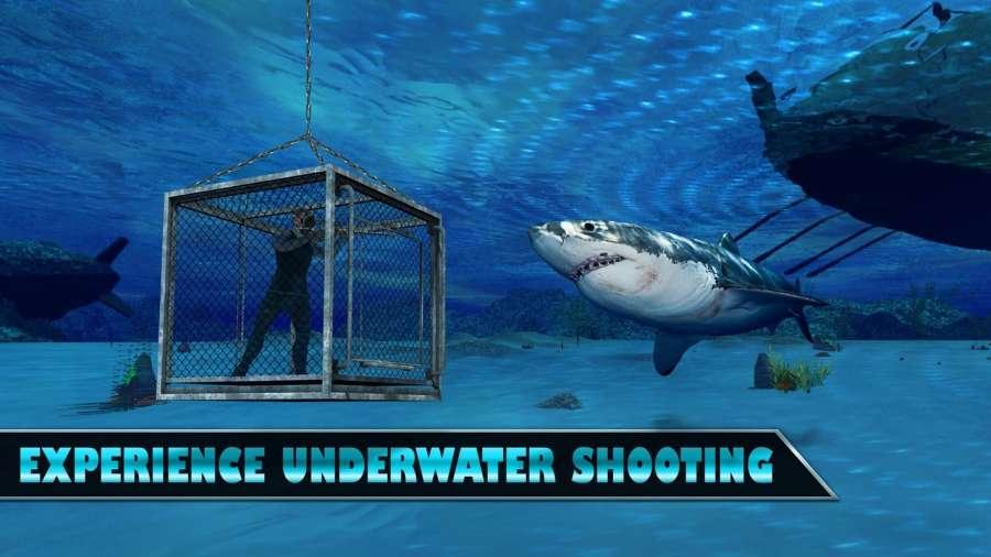 水下鲨鱼狙击猎人截图3