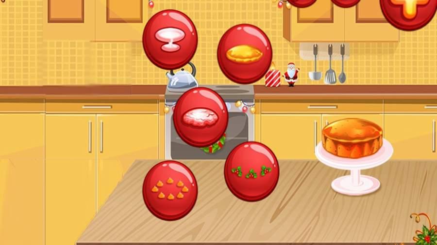 烹饪游戏蛋糕制作游戏截图1