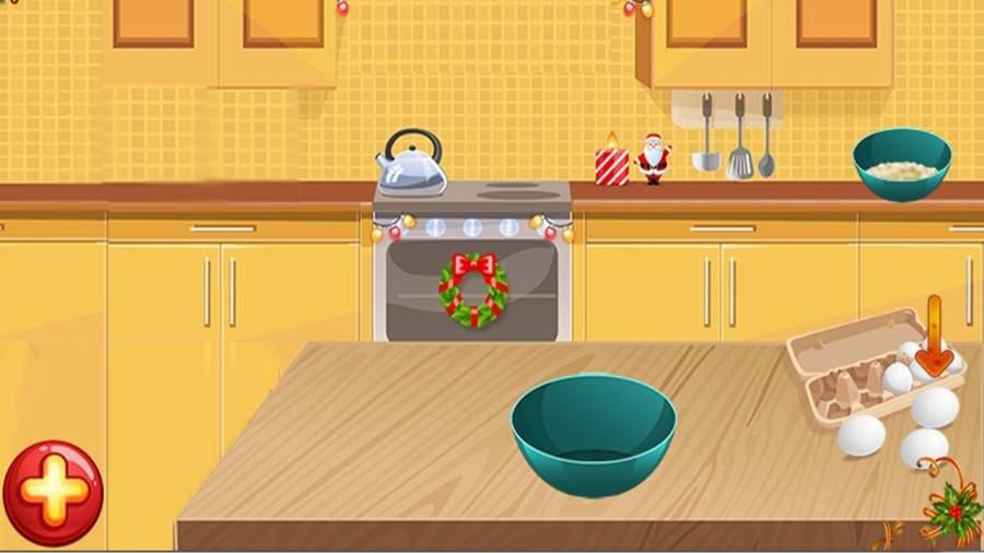 烹饪游戏蛋糕制作游戏截图2