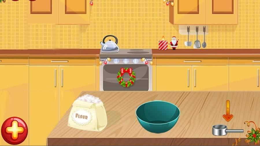 烹饪游戏蛋糕制作游戏截图3