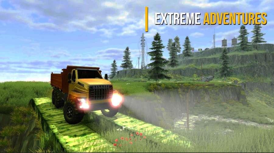 卡车模拟器越野3截图4