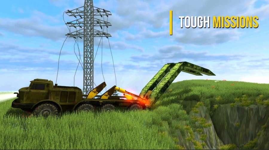 卡车模拟器越野3截图5