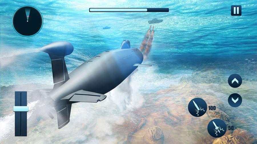 俄罗斯潜艇海军战争模拟截图1