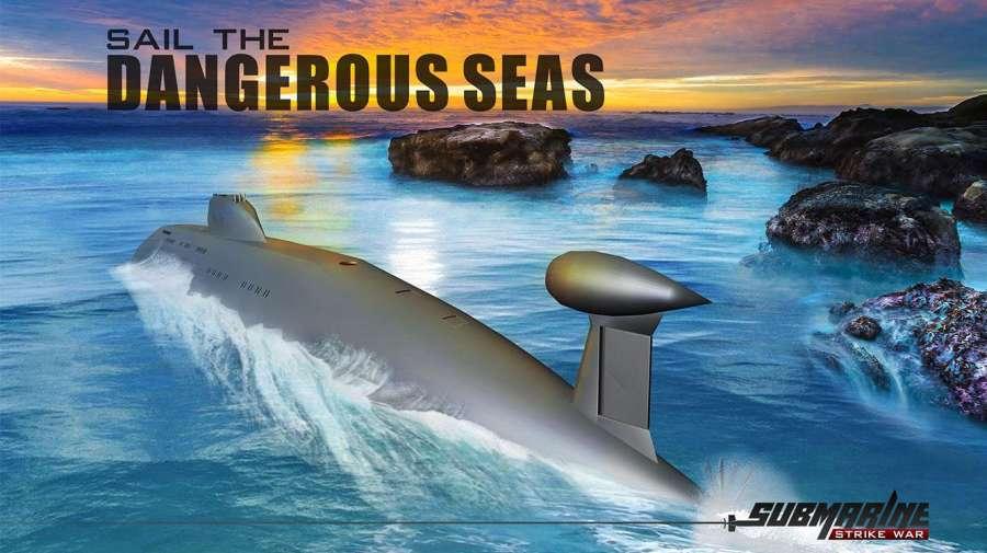 俄罗斯潜艇海军战争模拟截图2