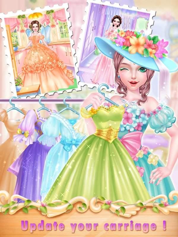 皇室公主春日赏花沙龙截图3