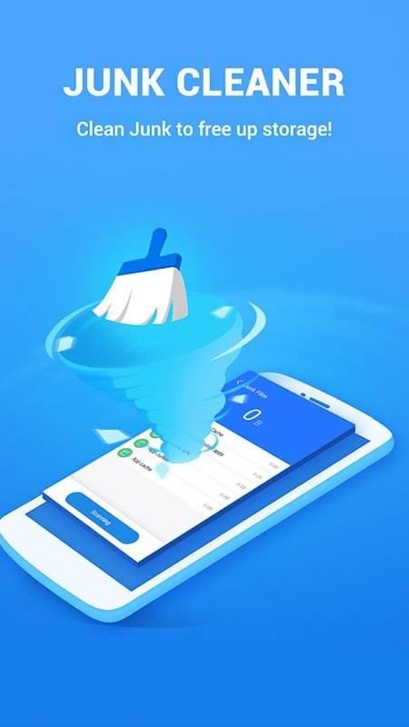 超级清理 清理垃圾 清理缓存 手机加速 CPU降温截图2