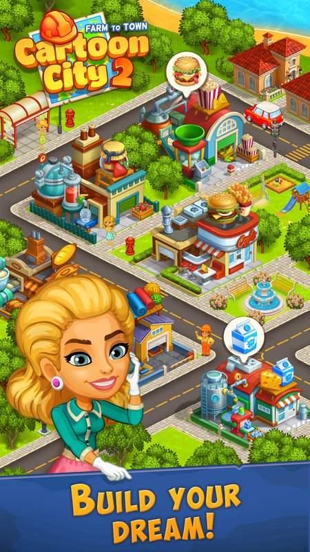 动画城市 2:农业和城市