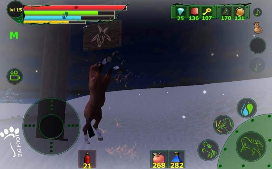 马模拟器3D - 任务山羊截图5