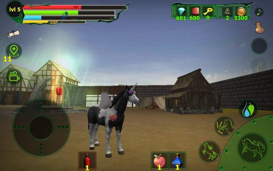 马模拟器3D - 任务山羊截图7