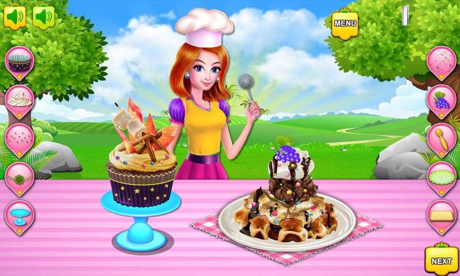 制作魔术蛋糕截图6