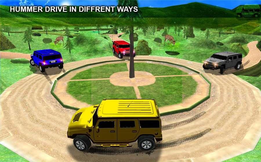 越野 蜂鸟 主动 3D 游戏截图1