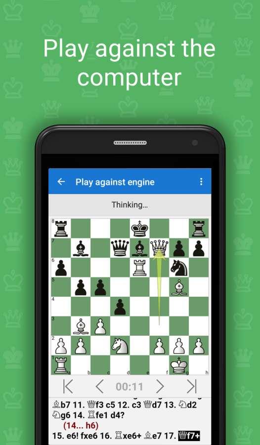 国际象棋开局漏着截图2