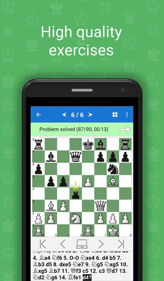 国际象棋开局漏着截图3