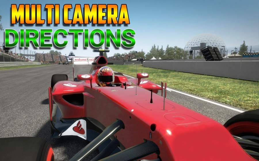 公式车漂移赛车3D游戏截图1