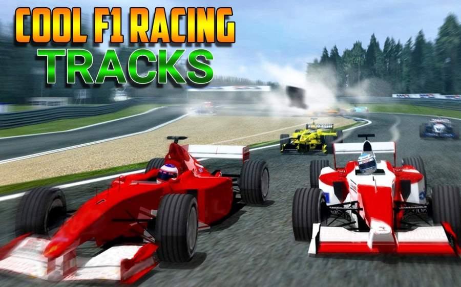 公式车漂移赛车3D游戏截图2