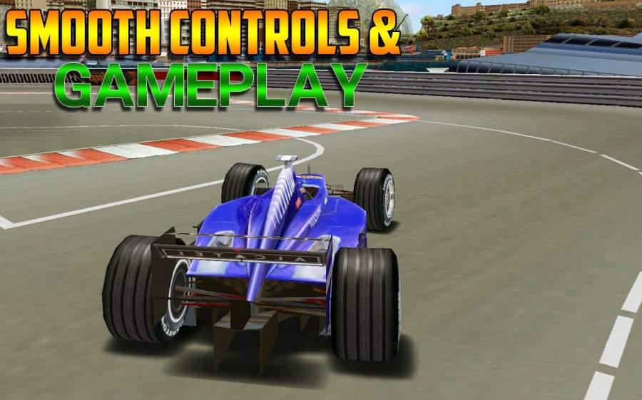 公式车漂移赛车3D游戏截图3