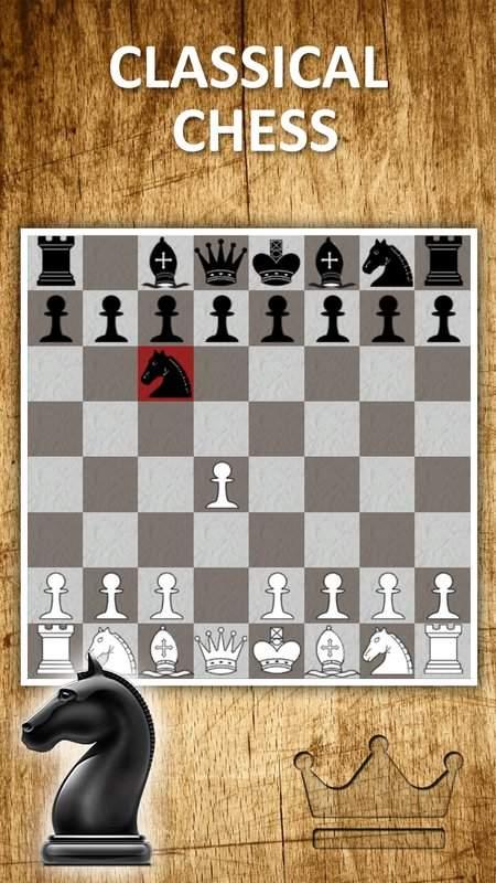 国际象棋的截图1
