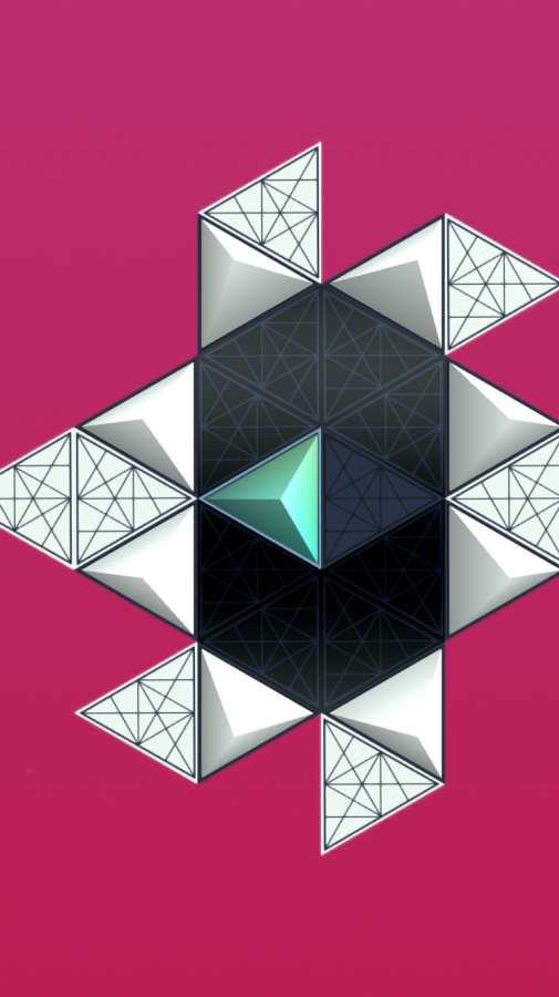 延间的三角体谜题截图4