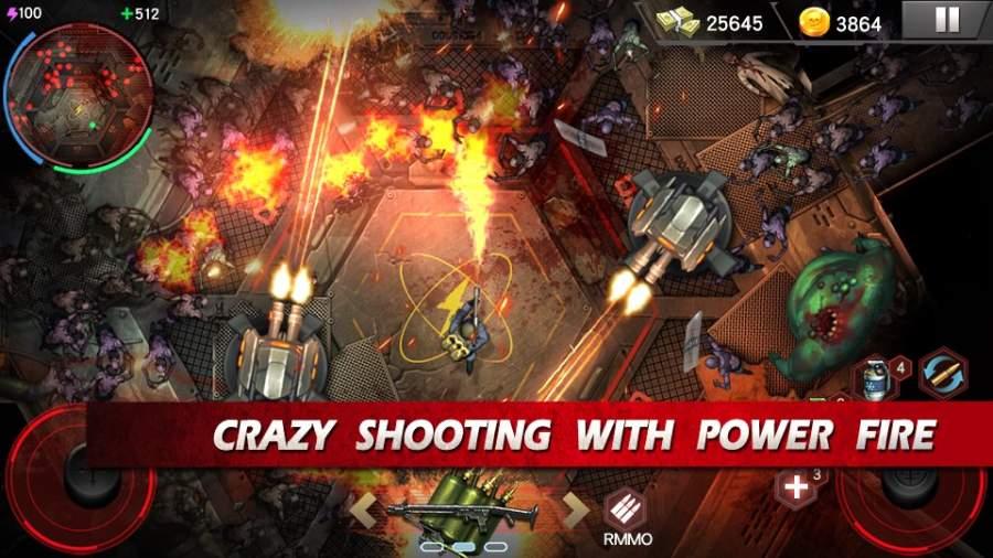 射擊遊戲:僵尸殺手截图2