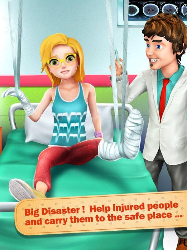 生命线医院急诊室截图4