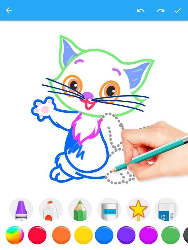 Draw Animal截图10
