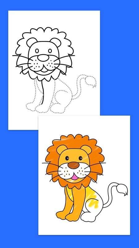 Draw Animal截图2