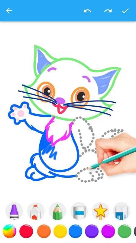 Draw Animal截图7