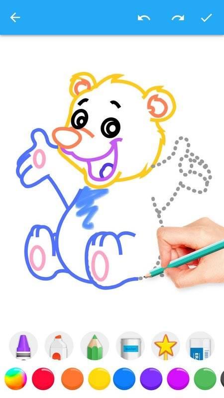 Draw Animal截图8
