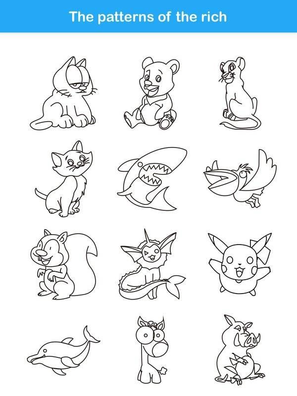 Draw Animal截图9