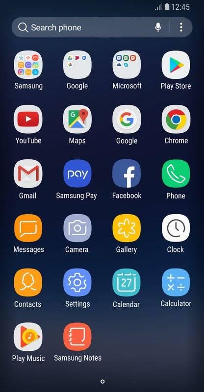 [官方]三星 TouchWiz 主屏幕截图0
