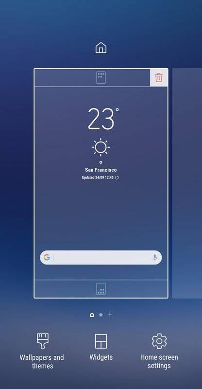 [官方]三星 TouchWiz 主屏幕截图3