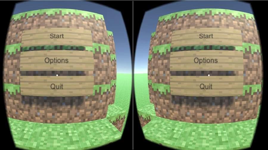 Craft And Mine VR: Reborn截图1